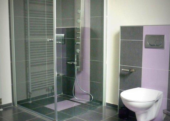 Oprava sprchového koutu, plynový kotel,myčka na nádobí, tvrdá voda v domě