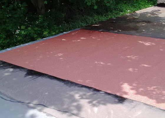 Oprava ploché střechy, cca 18m²