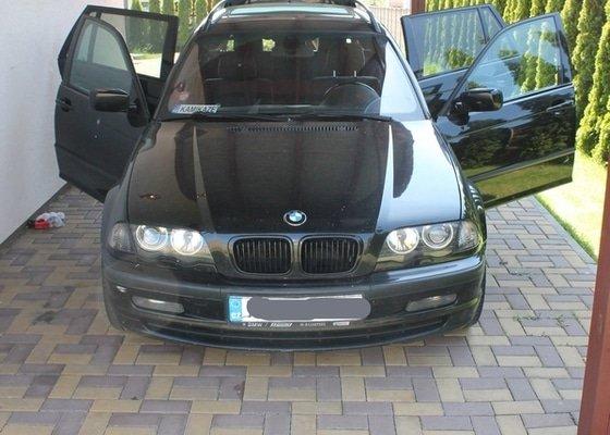 Čištění BMW