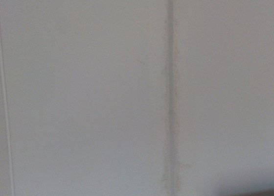 Lokalni stuk a malba - predsin, obyvak a schodiste, obvod 45m