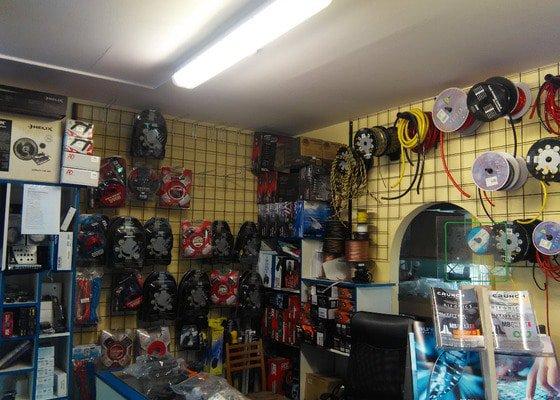 Vybavení prodejny, kompletní zavedení firmy