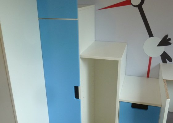 Nábytek do dětského pokoje, skříňka do kuchyně