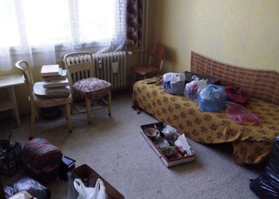 Vyklizení bytu 3+1 a sklepní kóje