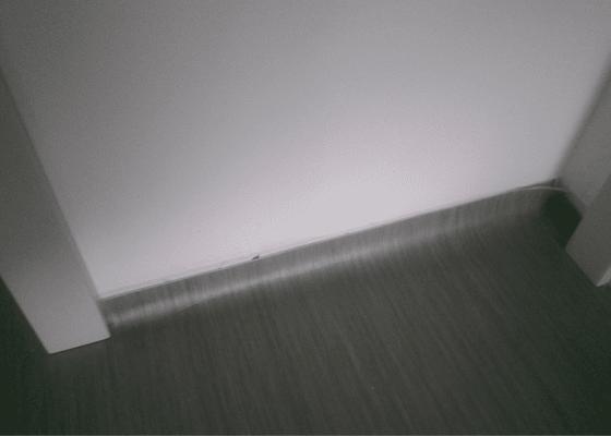 Dveře s obložkovými zárubněmi
