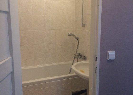 Rekonstrukce koupelny 3 m2