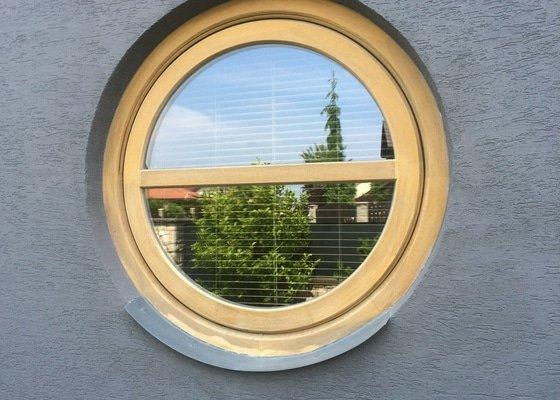 Natěr oken