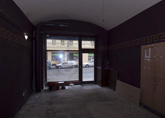 Rekonstrukce herny na kavárnu
