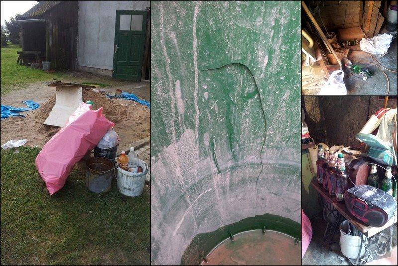 Nahození fasády chalupy v obci Dolní Město: Vysledek2