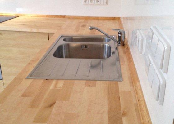 Sestavení a montáž kuchyňské linky Ikea