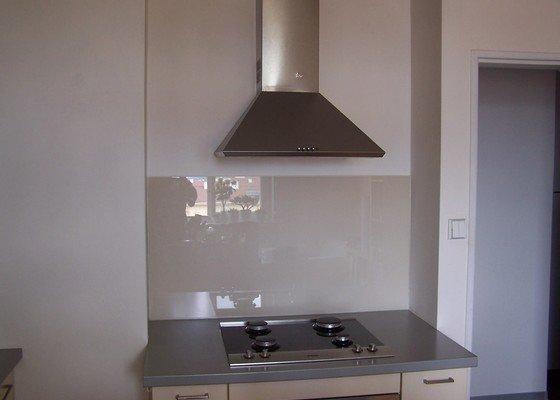 Obklad kuchyne Lacobel