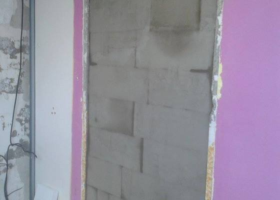 Přípravné práce před rekonstrukcí bytu