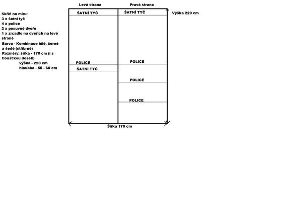 Kompletní rekonstrukce panelového bytu 3+1