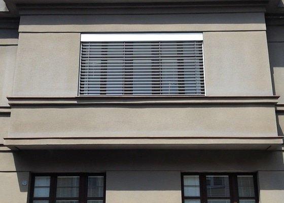 Okenní žaluzie venkovní, elektrické