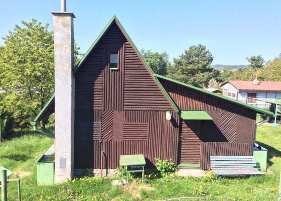 Revize komína na chatě