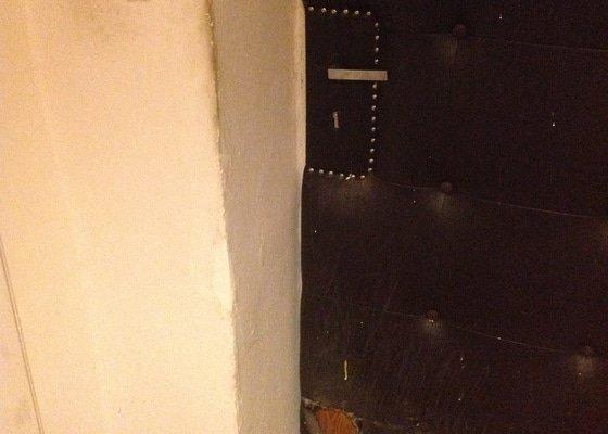 Čalounění vchodové dveří