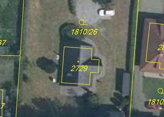 Pravidelné sekání trávy 1475m2