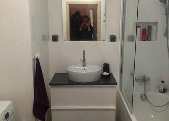Rekonstrukce koupelny bez bourání