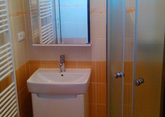 Výměna sprchového koutu za vanu