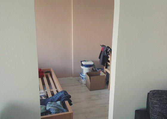 Stavební práce v bytě z ytong cihel