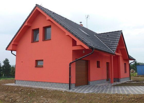 Stavba rodinného domu na klíč
