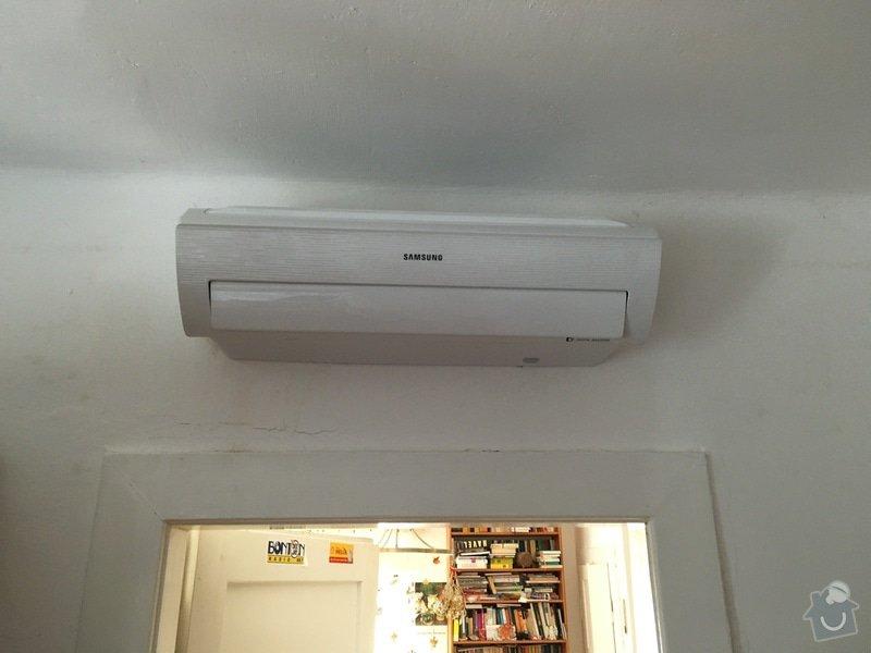 Montáž klimatizace do RD: se_326