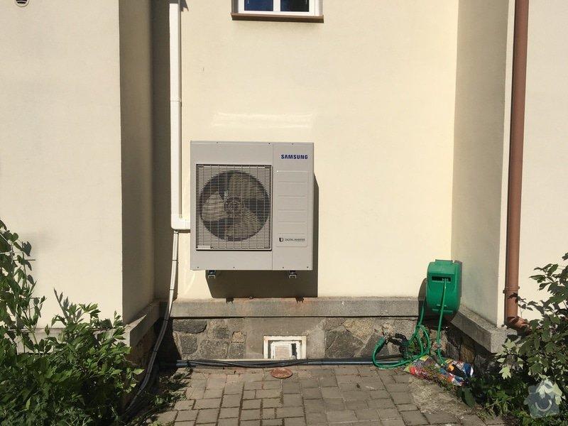 Montáž klimatizace do RD: se_345